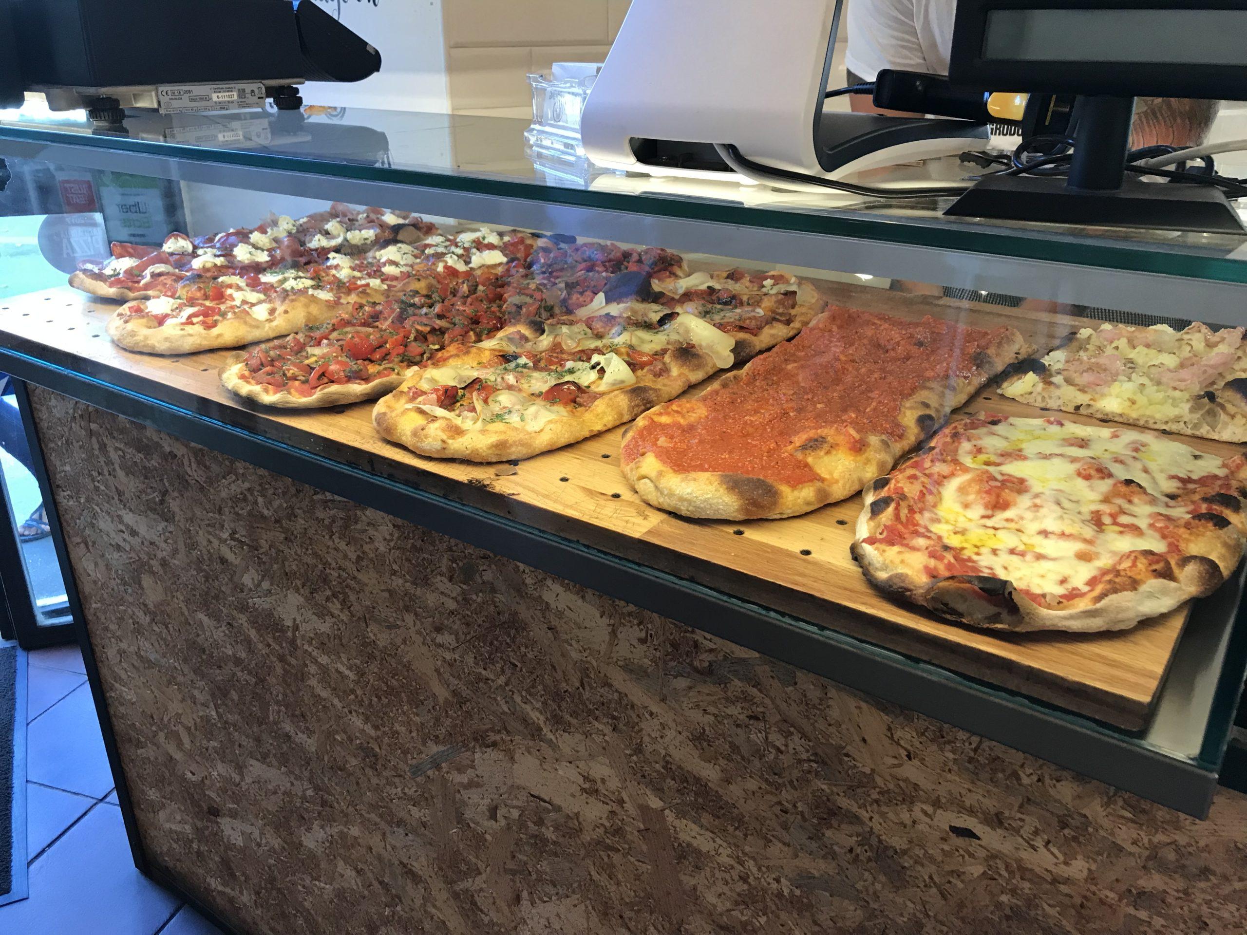Sesamo Pizza e Cucina Rom